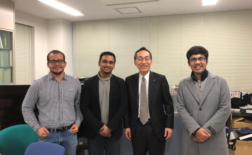 """Take full advantage of what Tohoku University provides"": The Dawn of PresidentOhno"
