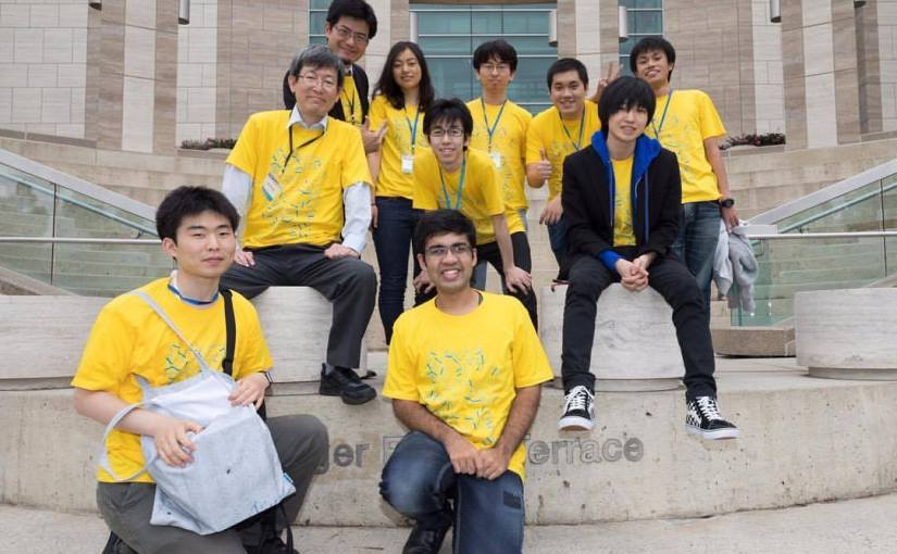 Tohoku University sweeps top honours at BIOMOD 2017